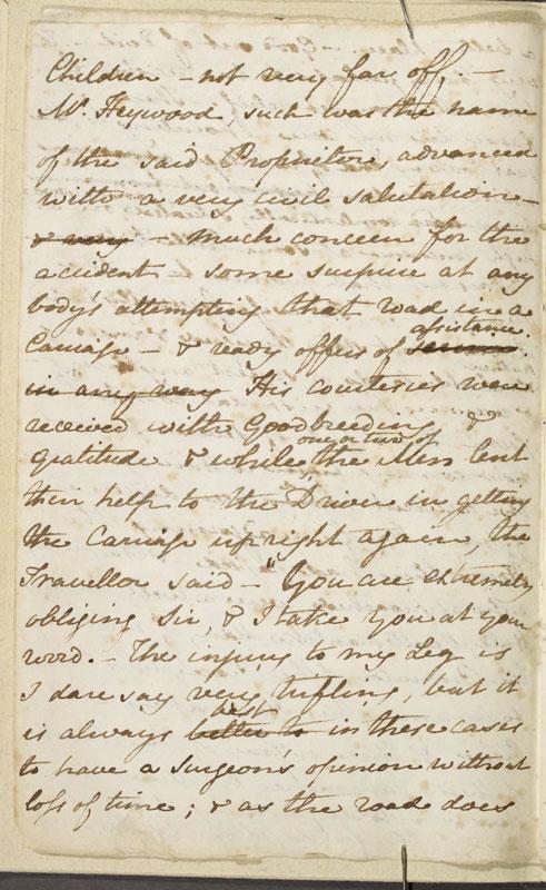 Image for page: b1-4 of manuscript: sanditon