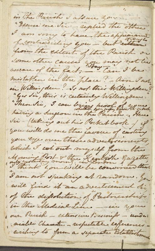 Image for page: b1-6 of manuscript: sanditon
