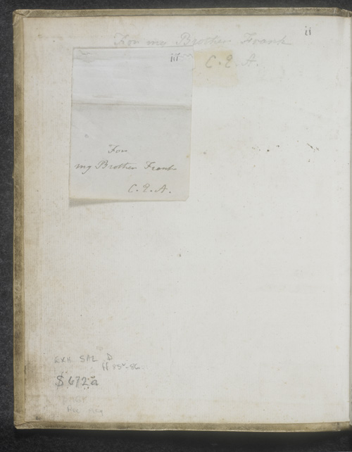 Image for page: Front_(left)_pastedown of manuscript: blvolsecond