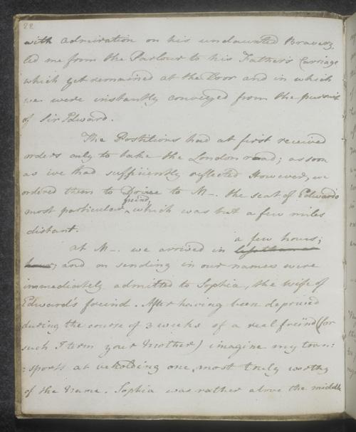 Image for page: 22 of manuscript: blvolsecond