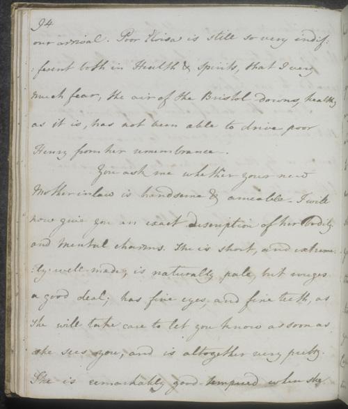 Image for page: 94 of manuscript: blvolsecond