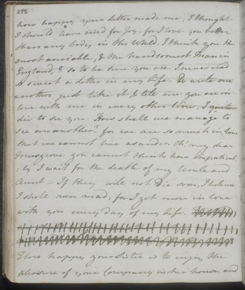 Image for page: 222 of manuscript: blvolsecond